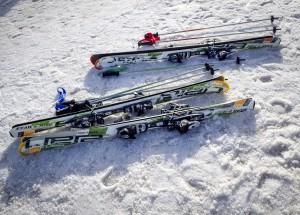 short skis